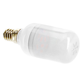 billige Spotlys med LED-SENCART 1pc 2 W 90-120 lm E12 LED-spotpærer 9 LED perler SMD 5730 Varm hvit 220-240 V