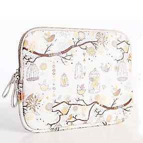 """cheap Weekly Deals-Freedom Bird Design 13"""" 14"""" 15"""" PU Leather Notebook PC Sleeve Bag Pouch Laptop Case"""