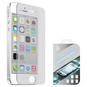 voordelige iPhone screenprotectors-Screenprotector voor Apple iPhone SE / 5s / iPhone 5 / iPhone 5c Gehard Glas 1 stuks Voorkant screenprotector Explosieveilige