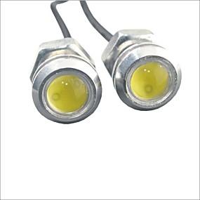 ieftine Oferte Speciale-Mașină Becuri 1.5 W SMD LED 130 lm 1 LED Lumini exterioare