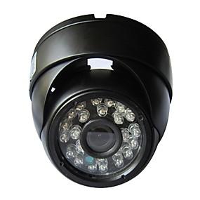 Χαμηλού Κόστους Κάμερες IP-dome εξωτερική κάμερα ip 720p ηλεκτρονικό ταχυδρομείο συναγερμού νυχτερινή όραση ανίχνευση κίνησης p2p
