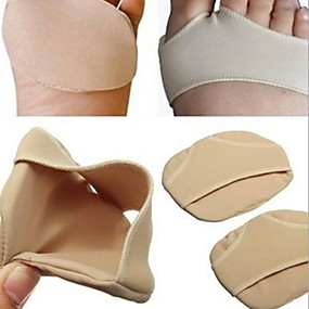 cheap Insoles & Inserts-2pcs Gel Insole & Inserts Women's All Seasons Casual Nude