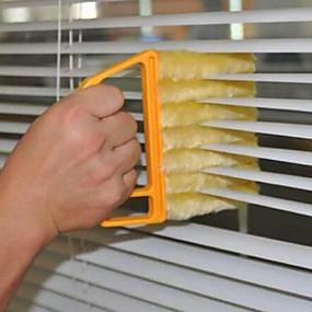billige Baderomsgadgeter-Badeværelsegadget Økovennlig Kreativ Vanlig tekstil Plast 1 stk - Speil Svampe og skrubber