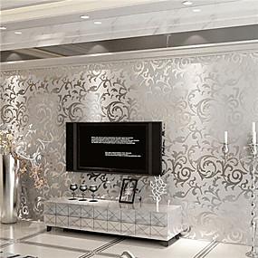 povoljno Najprodavanije-Art Deco Početna Dekoracija Suvremena Zidnih obloga, Netkani papir Materijal Ljepila potrebna tapeta, Soba dekoracija ili zaštita za zid