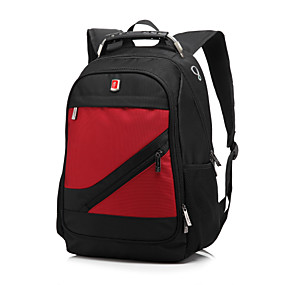 cheap Computer Peripherals-15.6 inch Waterproof Unisex Laptop Backpack Knapsack rucksack Traveling Backpack School Bag  For Macbook/Dell/HP,etc