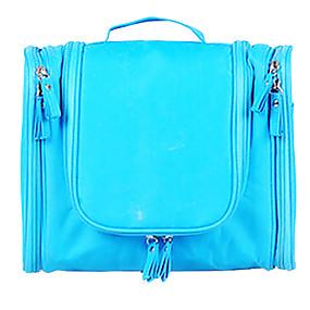 povoljno Putovanje-Organizator putovanja / Plastična vrećica / Kozmetička torbica Velika zapremnina / Vodootporno / Putna kutija za Odjeća Tekstil / Putovanje