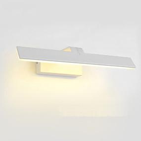 hesapli Asma Dolap Işıkları-Modern / çağdaş banyo aydınlatma metal duvar ışık ip44 110-120 v / 220-240 v 12 w vanity ışık