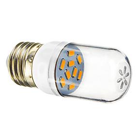 billige Spotlys med LED-SENCART 1pc 1 W 80-120 lm E14 / G9 / GU10 LED-spotpærer 9 LED perler SMD 5730 Varm hvit / Kjølig hvit 220-240 V