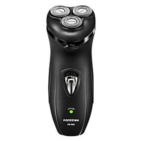 povoljno Brijanje i uklanjanje dlačica-Električni brijač Muškarci Lice Električni Pokretna glava Nehrđajući čelik FLYCO