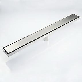 お買い得  浴室アクセサリー-排水口金具 コンテンポラリー ステンレス鋼 1枚 - ホテルバス