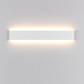 billige Vanity-lamper-maks 14w moderne minimalistisk ledet aluminiumslampe nattbordslampe bad speil lett direkte kreativ midtgangen