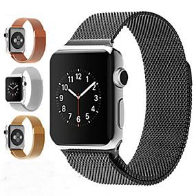 povoljno Smartwatch bendovi-remen za jabuke bend jabuka sat 4 3 iwatch bend 42mm 38mm korea 44mm 40mm dodaci milanese loop pulseira narukvica