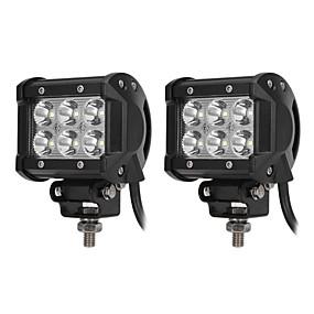 billige Billamper-ZIQIAO 2pcs Bil Elpærer LED Arbeidslampe Til