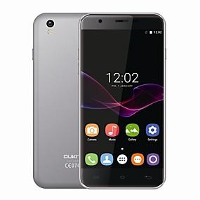 cheap Discover-OUKITEL OUKITEL U7 MAX 5.5 inch / 5.1-5.5 inch inch 3G Smartphone (1GB + 8GB 13 mp MediaTek MT6580 2500mAh mAh) / 1280x720 / Quad Core / Dual Camera