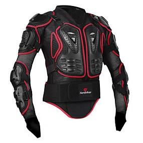 economico Offerte speciali-Giacca protettiva motociclista biker motocross motocross corsa corazza armatura giacca protettiva