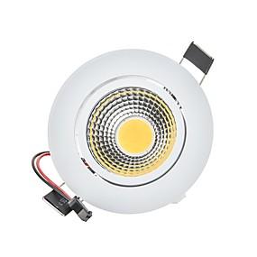 billige Innfelte LED-lys-1pc 9 W 820 lm 2G11 1 LED perler COB Mulighet for demping / Dekorativ Varm hvit / Kjølig hvit 220-240 V / 110-130 V / 1 stk. / RoHs