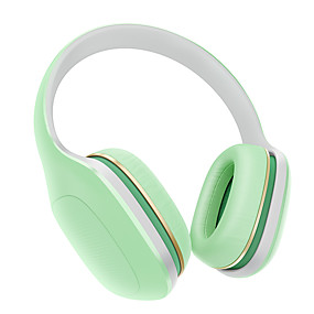 billige Hodetelefoner på øret og over øret-Xiaomi På øret / Pannebånd Med ledning Hodetelefoner Aluminum Alloy Mobiltelefon øretelefon Med mikrofon / Med volumkontroll Headset