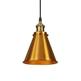 billige Hengelamper-Anheng Lys Nedlys Metall Mini Stil, Pære Inkludert, Øyebeskyttelse 110-120V / 220-240V Pære Inkludert / E26 / E27