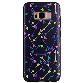 levne Pouzdra telefonu-Carcasă Pro Samsung Galaxy Vzor Zadní kryt Ostatní Měkké Silikon pro S8 Plus / S8 / S7 edge
