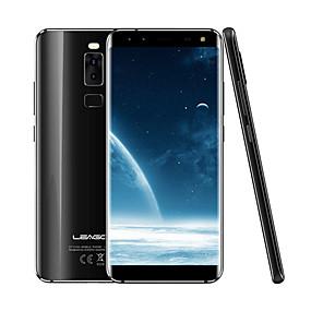 cheap Smartphones-LEAGOO S8 5.7 inch inch 4G Smartphone (3GB + 32GB 2 mp / 13 mp MediaTek MT6750 2940 mAh mAh) / Octa Core / FDD(B1 2100MHz) / FDD(B3 1800MHz) / FDD(B8 900MHz) / FDD(B20 800MHz)