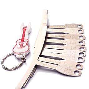 halpa Soitintarvikkeet-ammattilainen Osat ja tarvikkeet Kitara / Klassinen kitara / Akustinen kitara Materiaali Hauska Musical Instrument Varusteet