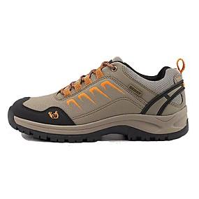 baratos Sapatos Esportivos Femininos-Mulheres Tênis Ponta Redonda Cadarço Couro Ecológico Conforto / Forro de peles Aventura Inverno Cinzento / Marron / Verde