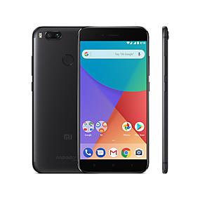 Недорогие Мобильные телефоны-Xiaomi MI A1 5.5 дюймовый дюймовый 4G смартфоны (4GB + 64Гб 12 mp Qualcomm Snapdragon 625 3080 mAh мАч) / 1920*1080 / Octa Core / FDD (B1 2100MHz) / FDD (B3 1800MHz) / FDD (B4 1700MHz)