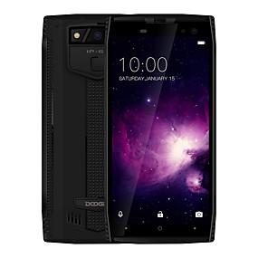"""voordelige Mobiele telefoons-klaring doogee s50 5.7 inch """"4g smartphone (6gb + 128gb 13 mp / 16 mp / zaklamp mediatek helio p23 5180 mah mah) / dubbele camera"""