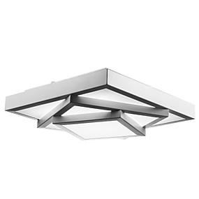 olcso Süllyesztett-Mennyezeti lámpa Süllyesztett lámpa Festett felületek Fém Akril Mini stílus, LED 110-120 V / 220-240 V Meleg fehér / Fehér / Távirányítóval szabályozható LED fényforrás / Beépített LED