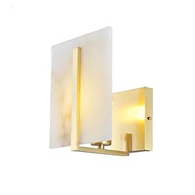 billige Krystall Vegglys-QIHengZhaoMing Øyebeskyttelse LED / Moderne / Nutidig Vegglamper Stue / Leserom / Kontor Glass Vegglampe 110-120V / 220-240V 12 W / E12 / E14