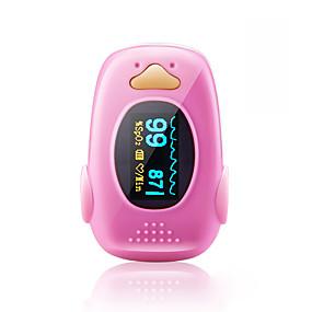 povoljno Praćenje i testiranje-Factory OEM Krvni tlak monitor M70 za Muškarci i žene Mini Style / Svjetlo i praktično / Bežična upotreba / Pulsni oksimetar