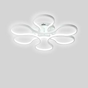tanie Mocowanie przysufitowe-2 światła Podtynkowy Światło rozproszone Malowane wykończenia Aluminium LED 110-120V / 220-240V Ciepła biel / Chłodna biel Źródło światła LED w zestawie / LED zintegrowany