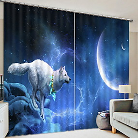 cheap Kids Curtains-Curtain Two Panels for Kids Room