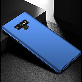 cheap Cellphone Case-Case For Samsung Galaxy Note 9 / Note 8 Ultra-thin / Frosted Back Cover Solid Colored Hard PC for Note 9 / Note 8 / Note 5