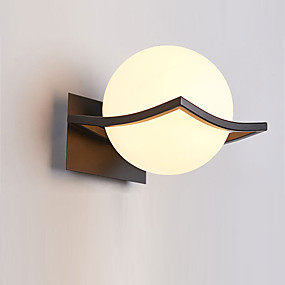 billige Vanity-lamper-Mini Stil / Øyebeskyttelse Enkel / Moderne / Nutidig Vegglamper / Baderomsbelysning Stue / Soverom Metall Vegglampe 110-120V / 220-240V 60 W