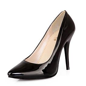 povoljno Pumps cipele-Žene Cipele na petu Stiletto potpetica Lakirana koža Udobne cipele Proljeće Zelen / Plava / Pink / Dnevno