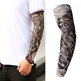 cheap Sleeve Tattoos-2 pcs Temporary Tattoos Classic / Novelty brachium Body Painting Kit
