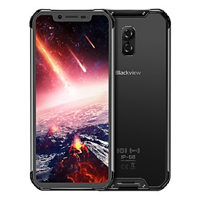 "billiga Brand Salon-Blackview BV9600 pro 6.21 tum "" 4G smarttelefon (6SE + 128GB 8 mp / 16 mp MediaTek MT6771 5000 mAh mAh)"