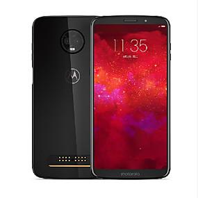 """voordelige Smartphones-MOTO Z3 XT1929-15 6.01 inch(es) """" 4G-smartphone (6GB + 128GB 12 + 12 mp Qualcomm Snapdragon 835 3000 mAh mAh)"""