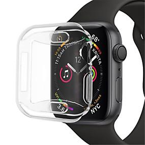 billige Smartwatch Case-Etui Til Apple Apple Watch Series 4 Silikon Apple