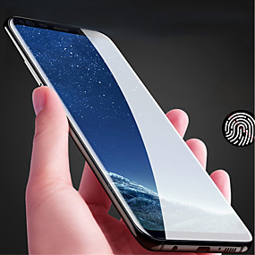 voordelige Schermbeveiligers voor mobiel-Cooho Screenprotector voor Samsung Galaxy Note 9 / Note 8 Gehard Glas 1 stuks Voorkant screenprotector High-Definition (HD) / 9H-hardheid / Explosieveilige