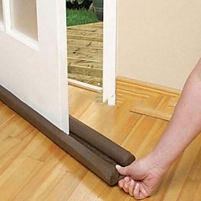 billige Tilbehør til badeværelset-vakt vind støv blokkering sealer stopper isolator dørvindu interiør eksteriør vinduer beskyttelsesdør stopper