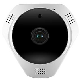 billige IP-kameraer-SANNCE I21FF 1.3 mp IP-kamera Innendørs Brukerstøtte 64 GB