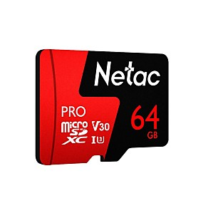 povoljno Pogoni i skladištenje-Netac 64GB memorijska kartica UHS-I U3 / V30 P500pro