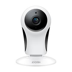 billige IP-kameraer-ZOSI 1NC-6122M-W 2 mp IP-kamera Innendørs Brukerstøtte 256 GB