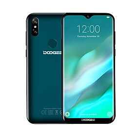 "رخيصةأون Smartphones-DOOGEE Y8 6.1 بوصة "" 4G هاتف ذكي (3GB + 16GB 5 mp / 8 mp MediaTek MT6739 3400 mAh mAh) / كاميرا مزدوجة"