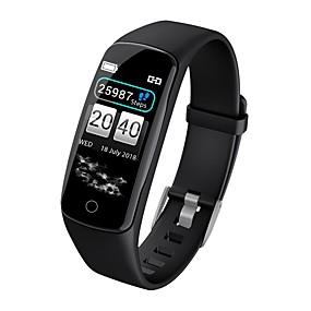 Недорогие Новые поступления-KUPENG V8 Умный браслет Android iOS Bluetooth Smart Водонепроницаемый Пульсомер Измерение кровяного давления