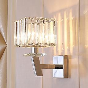 abordables Chandeliers Muraux-Design nouveau Moderne contemporain Appliques Chambre à coucher / Intérieur Métal Applique murale 220-240V 40 W