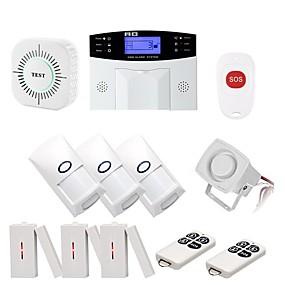 sms alarm, security sensors \u0026 alarms, search lightintheboxgsm wireless alarm system home burglar alarm host infrared alarm home alarm pir door and window alarm