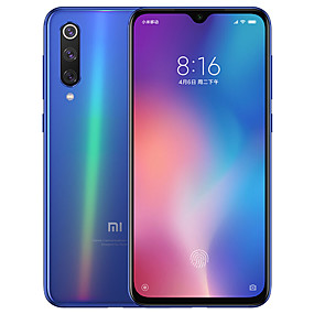 "cheap Smartphones-Xiaomi Mi9 se Global Version 5.97 inch "" 4G Smartphone (6GB + 128GB 8 mp / 13 mp / 48 mp Qualcomm Snapdragon 712 3070 mAh mAh)"